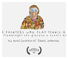 FLEMISH PAINTERS WHO PLAY TENNIS AT NIGHT (trailer)