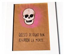 Questo disegno non riguarda la morte