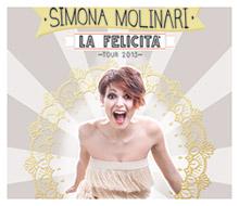 SIMONA MOLINARI / Poster Tour