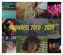 SHOWREEL 2010 – 2020 / Director: Giacomo Triglia