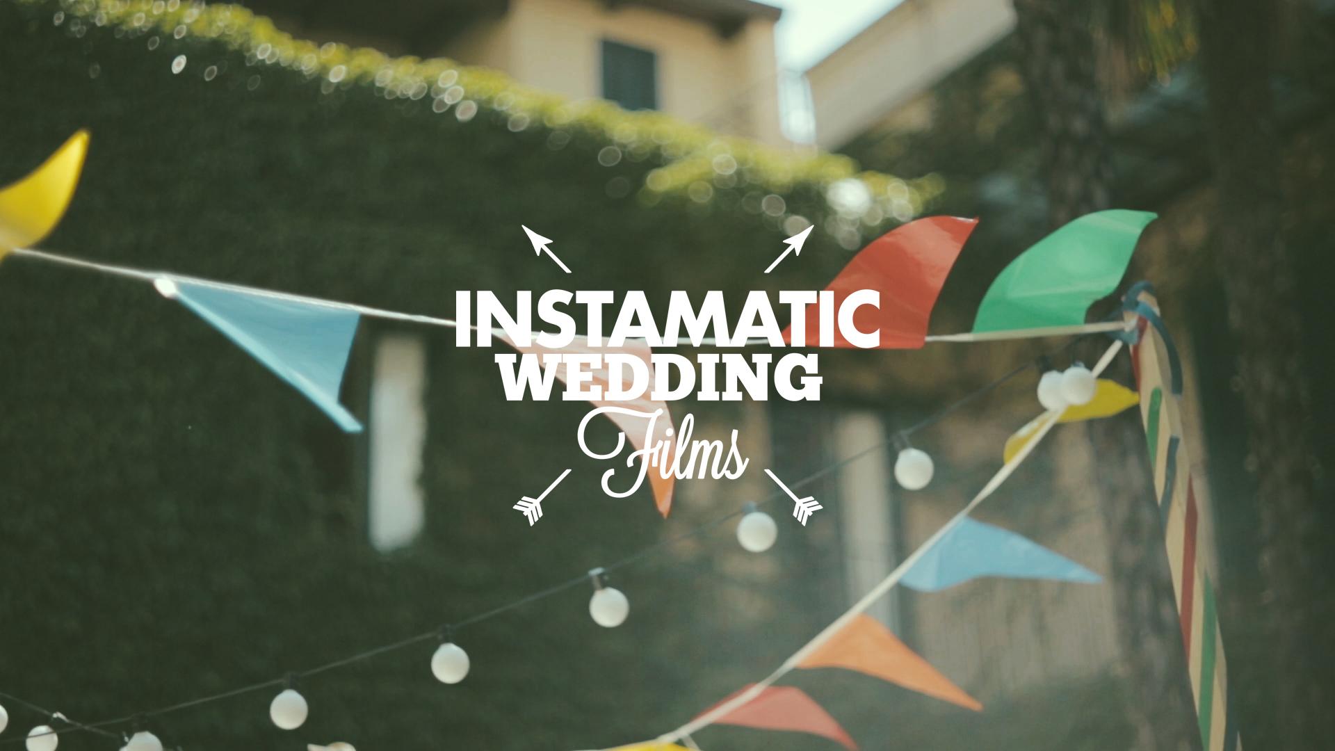 INSTAMATIC WEDDING FILMS / Creatività & Passione (promo)